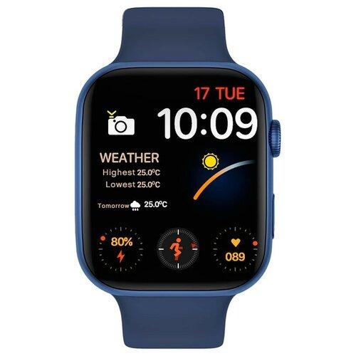 Умные часы Smart Watch IWO FK88 Smart Watch, 44mm, синий