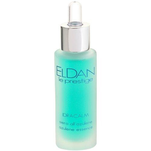 Фото - Eldan Cosmetics Le Prestige Idracalm Аzulene essence Азуленовая сыворотка для лица, 30 мл eldan cosmetics le prestige aha smoothing cream крем ана 8% для лица 50 мл
