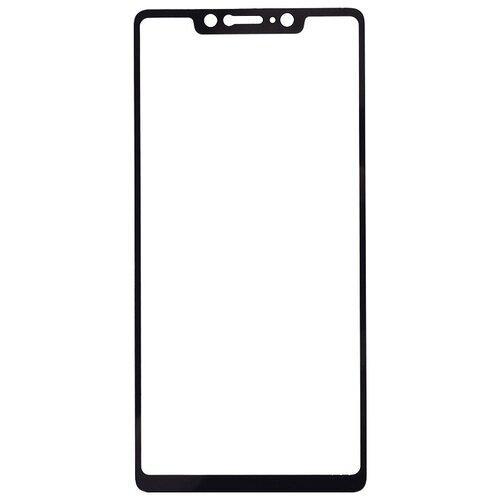 Защитное стекло Gosso FULL SCREEN для Xiaomi Mi8 SE черный