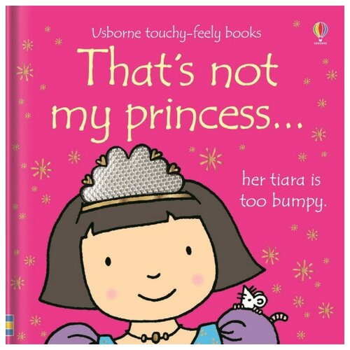 That's not my princess... publishers macmillan busy lion cubs
