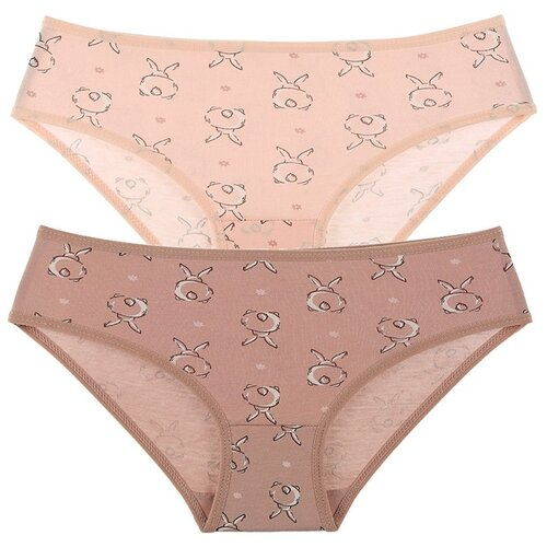 Купить Трусы для девочек 41896, Цвет: Микс, Размер: 2/3, 5шт. в упаковке, Donella, Белье и купальники