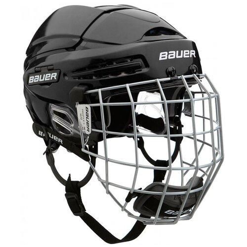 Шлем хоккейный+маска BAUER 5100 Сombo(L / черный/L)