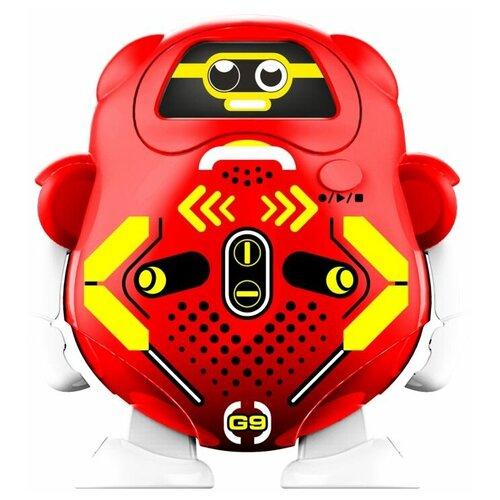 Фото - Робот Silverlit Talkibot красный интерактивная игрушка робот silverlit macrobot оранжевый