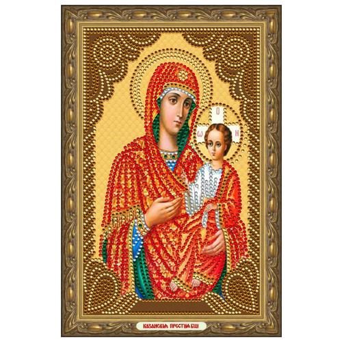 Купить Алмазная живопись иконы Color Kit Казанская Божия Матерь 20х30, Алмазная мозаика