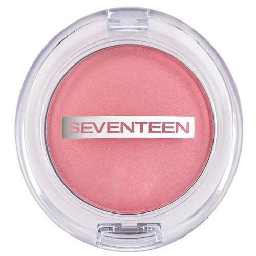 Seventeen Румяна компактные перламутровые Pearl Blush Powder 05