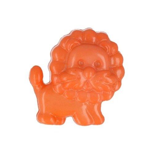 Купить Пуговицы детские Gamma 18 мм, 36 шт, №D814, персиковые (AY 9957)