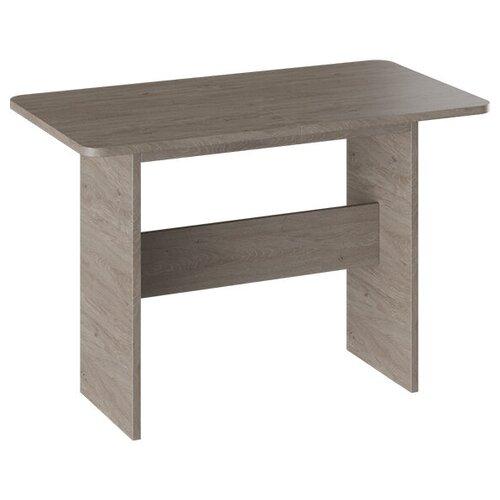 Стол кухонный ТриЯ Дублин, раскладной, ДхШ: 110 х 60 см, длина в разложенном виде: 140 см, Дуб Сонома Трюфель