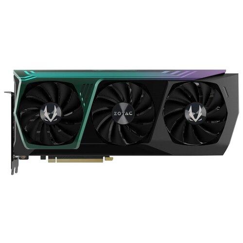 Видеокарта ZOTAC GAMING GeForce RTX 3090 AMP Core Holo 24GB (ZT-A30900C-10P) Retail