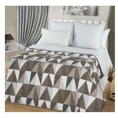 Фото - Постельное белье семейное MILANIKA Лофт, поплин, 70 х 70 см коричневый/серый/белый постельное белье stefan landsberg flicker семейное