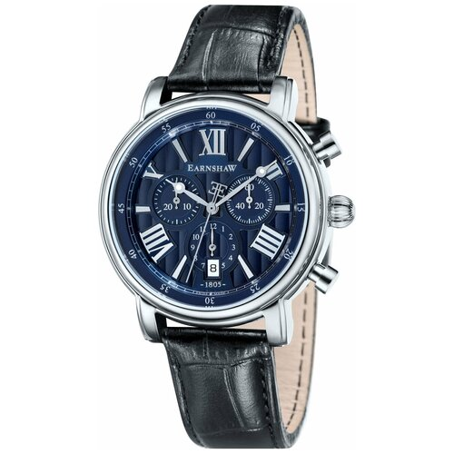 Наручные часы EARNSHAW ES-0016-02 наручные часы earnshaw es 8011 02