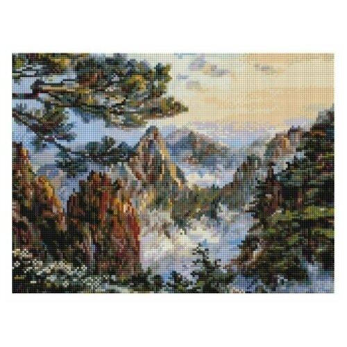 Купить Алмазная мозаика 30х40 см Белоснежка 518-ST-S Китай. Хуаншань, Алмазная вышивка