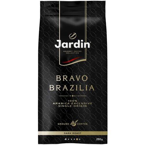 кофе молотый jardin dessert cup 250 г Кофе молотый Jardin Bravo Brazilia, 250 г