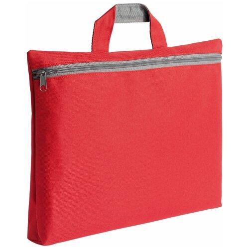 Сумка-папка SIMPLE, красная