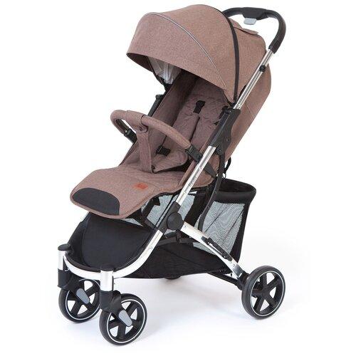 Купить Прогулочная коляска Nuovita Snello Plus, коричневый, Коляски