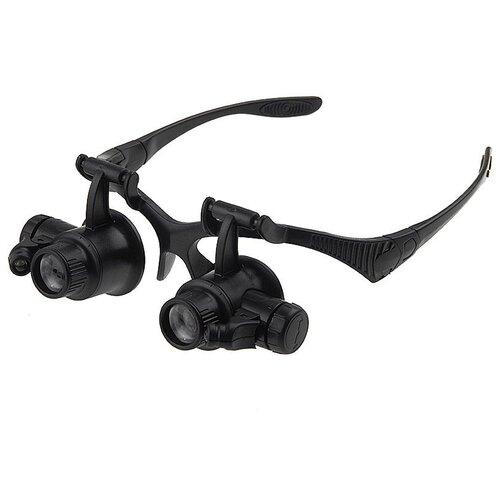 Фото - Лупа-очки Veber 9892G (10х, 15х, 20х, 25х) лупа очки veber 9892g 10х 15х 20х 25х