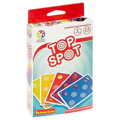 Логическая игра BONDIBON TOP SPOT , арт. SGM 101 RU. (ВВ4734)