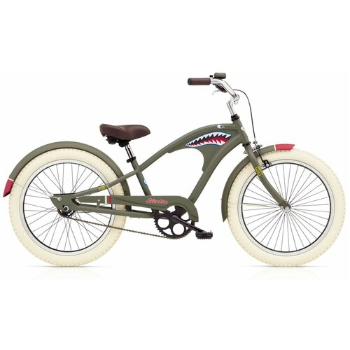 Велосипед Подростковый Electra Tiger Shark 3i, 20(В собранном виде)