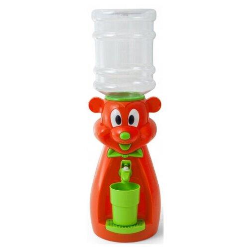 Кулер VATTEN kids Mouse Orange (со стаканчиком) кулер для воды vatten kids kitty red со стаканчиком