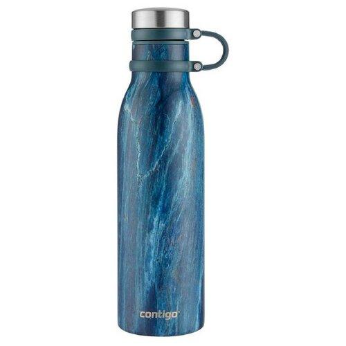 Термос-бутылка Contigo Matterhorn Couture 0.59 л, синий (2106512)