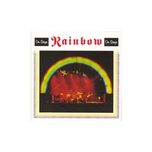 Фото - Компакт-диски, Polydor, RAINBOW - On Stage (CD) cd