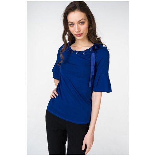 Блуза adL, размер 40/XS, синий