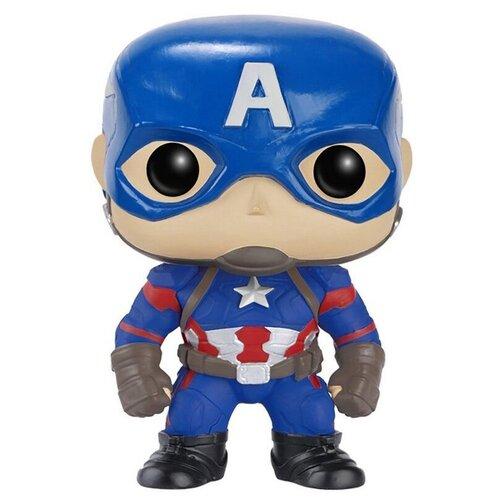 alex irvine phase three marvel s captain america civil war Фигурка Funko POP! Bobble: Marvel: Civil War: Captain America