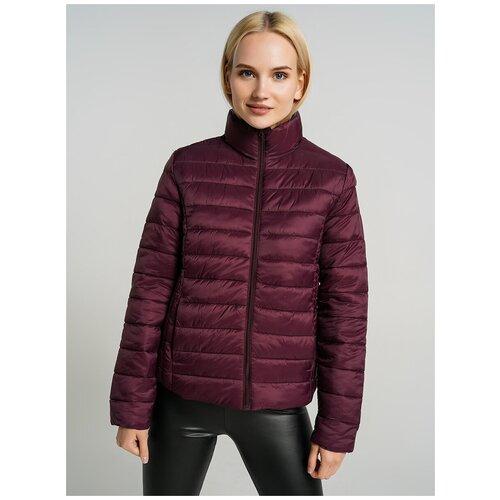 Куртка на синтепоне ТВОЕ A6565 размер S, бордовый, WOMEN