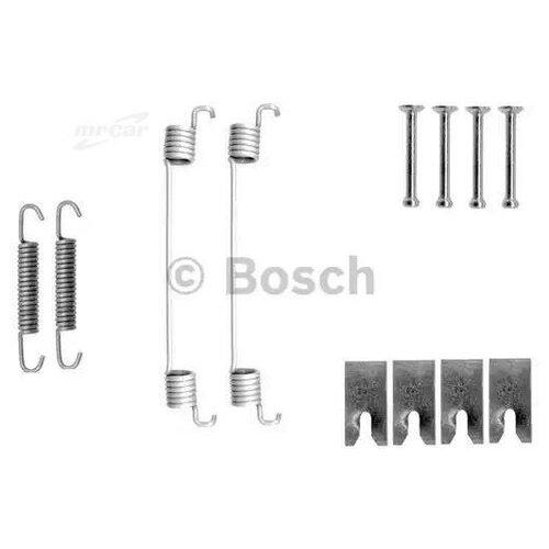 BOSCH 1987475300 установочный комплект тормозных колодок BOSCH
