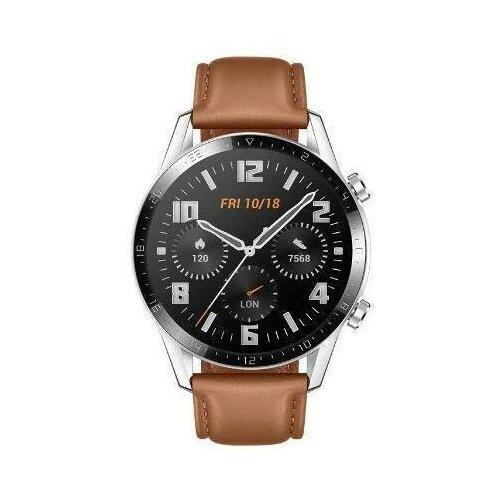 Часы Huawei Watch GT2 Classic 46mm Коричневый