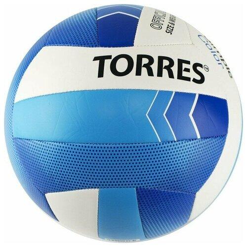 Мяч волейбольный Torres Simple Color арт.V32115 р.5