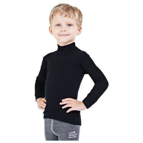 Водолазка NORVEG Soft City Style 4CSU2HL, размер 128134, черный