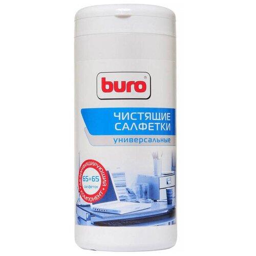 Фото - Салфетки универсальные Buro 130шт BU-Tmix влажные салфетки buro bu tmix 65 шт