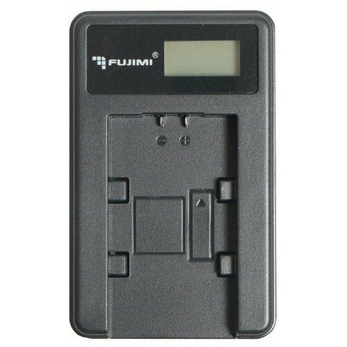 Фото - Зарядное устройство Fujimi UNC-LPE17 (для CANON LP-E17) fujimi lp e17 зу аккумулятор для фото и видео камер в комплекте с зу