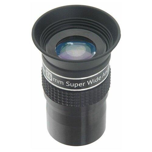 Окуляр для телескопа Veber 16mm SWA ERFLE 1.25