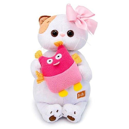 Мягкая игрушка «Ли-Ли с совой», 24 см