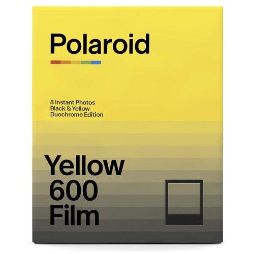 Фото - Картридж Polaroid Duochrome film 600 Black & Yellow Edition картридж polaroid duochrome film 600 black