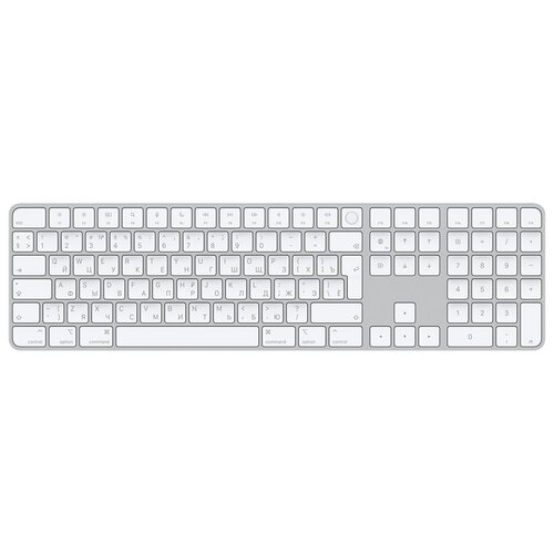 Клавиатура Magic Keyboard с Touch ID и цифровой панелью для моделей Mac с чипом Apple