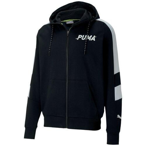 Толстовка Puma MODERN SPORTS FZ Hoodie FL Черный XS 58348201 puma худи женская puma modern sports размер 44 46