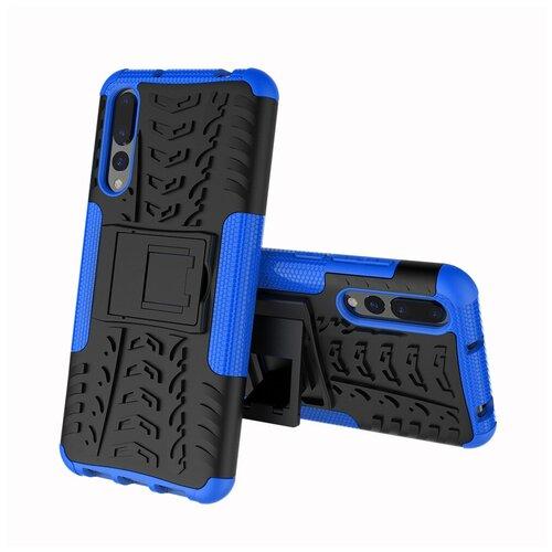 Фото - Чехол MyPads для LG G4 Противоударный усиленный ударопрочный синий чехол книжка lg quick circle для lg g4 оригинальный аксессуар white