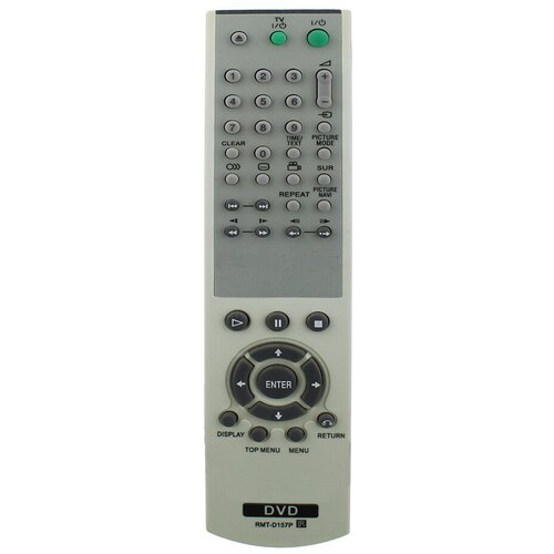Пульт к SONY RMT-D157P DVD box