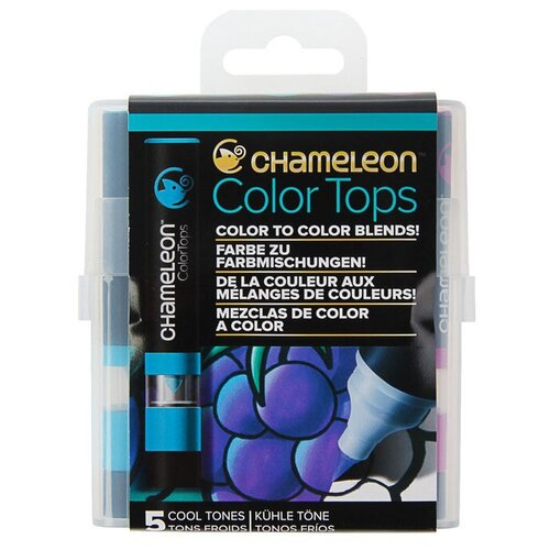 Набор цветных блендеров Chameleon
