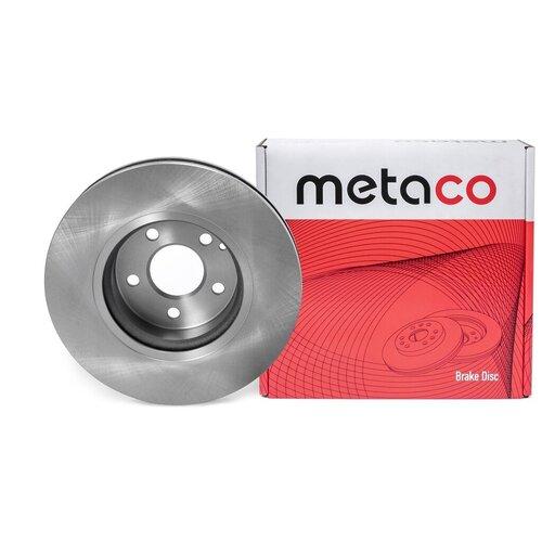 Диск тормозной передний вентилируемый Metaco 3050-358