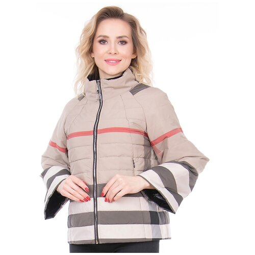Фото - Куртка KarunA, размер 42, бежевый куртка icepeak 650010588iv размер 140 бежевый