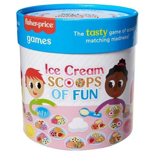 Mattel Настольная игра Мороженое GWN54