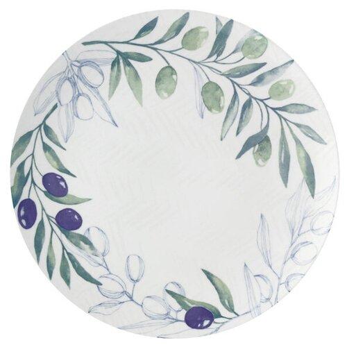 Тарелка обеденная Оливковая роща без инд.упаковки
