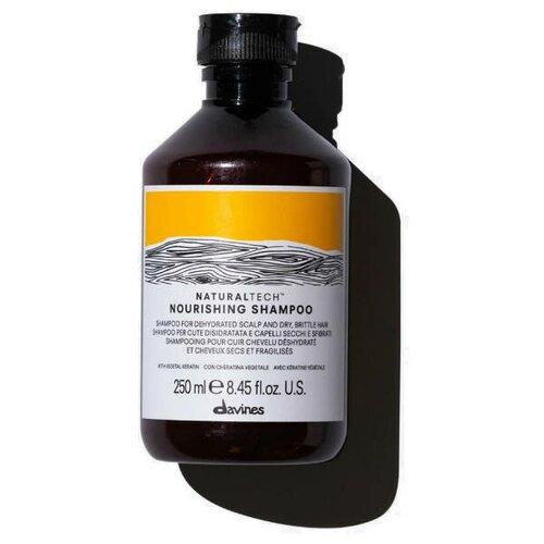 Davines шампунь NaturalTech Nourishing, 250 мл недорого