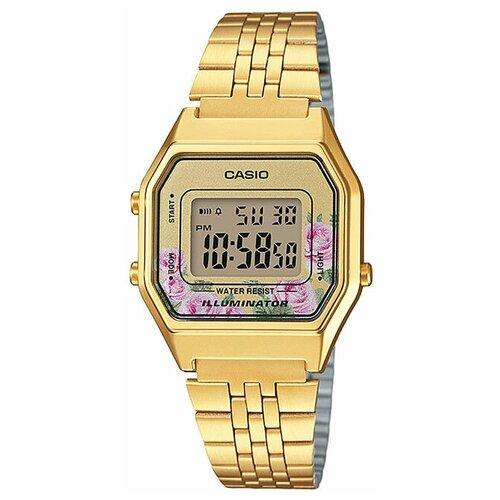 Casio Женские наручные часы Casio LA-680WEGA-4C