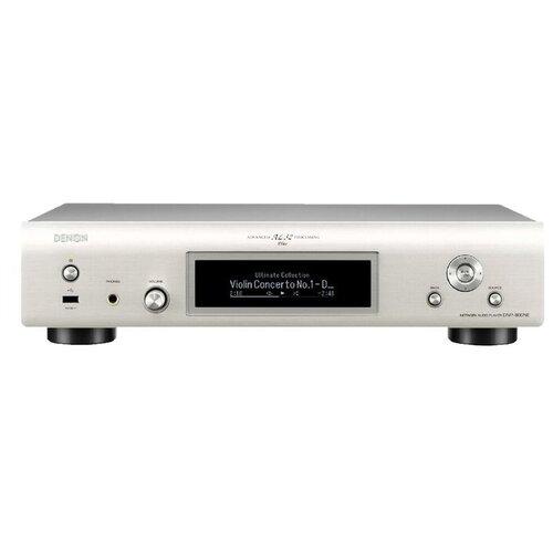Фото - Сетевой аудиоплеер Denon DNP-800NE, черный сетевой аудиоплеер dsppa dm 838 серый