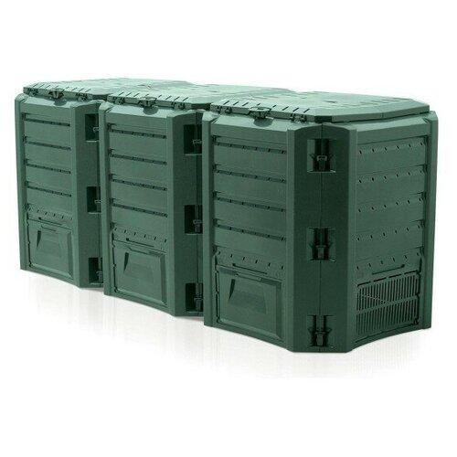 Prosperplast Компостер Prosperplast Module 1200 л (зеленый)