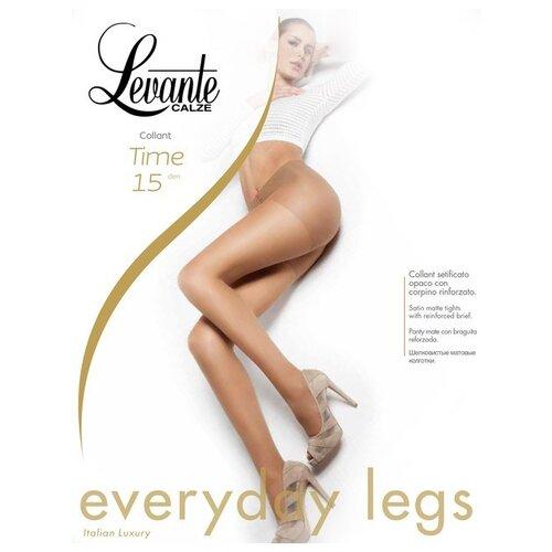 Колготки Levante Time, 15 den, размер 2-M, naturale (бежевый)